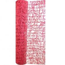 Упаковочная сетка красная