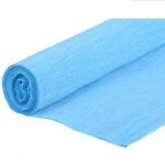 Упаковочная бумага голубая
