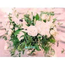 Цветочная композиция в вазе №1