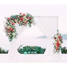 Арка на свадьбу №3