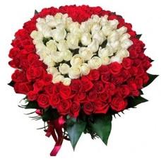 101 Роза сердцем (Кения)