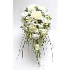 Белый букет невесты №50