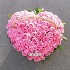 """151 Роза """"Сердце"""""""