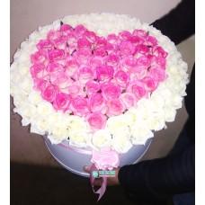 151 Роза в коробке