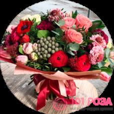Цветы как новогодний подарок: дарить или не дарить?